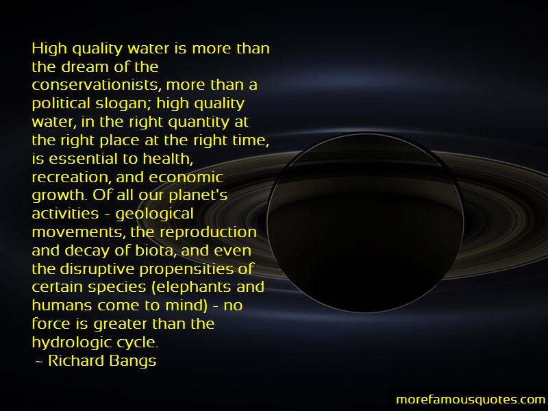 Richard Bangs Quotes