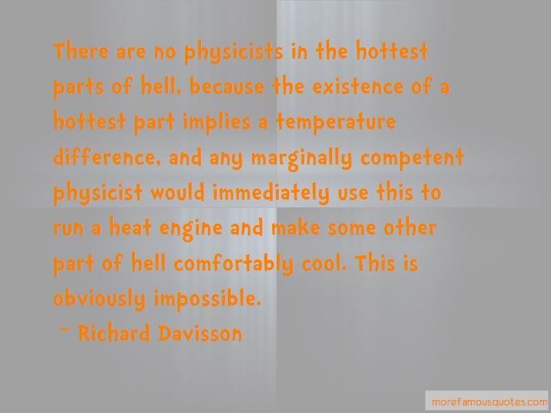Richard Davisson Quotes