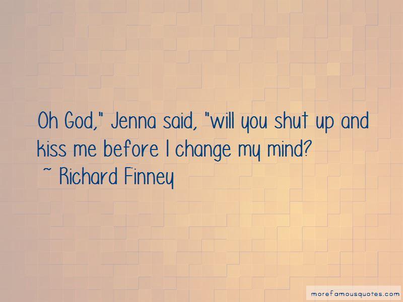 Richard Finney Quotes