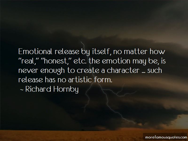 Richard Hornby Quotes Pictures 2