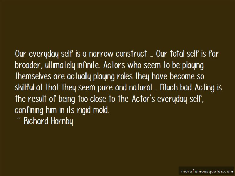 Richard Hornby Quotes