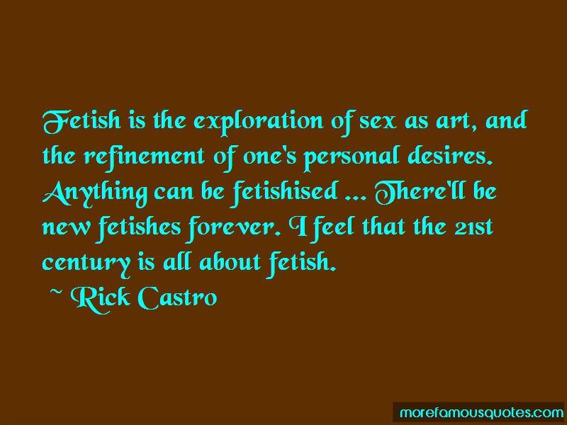 Rick Castro Quotes