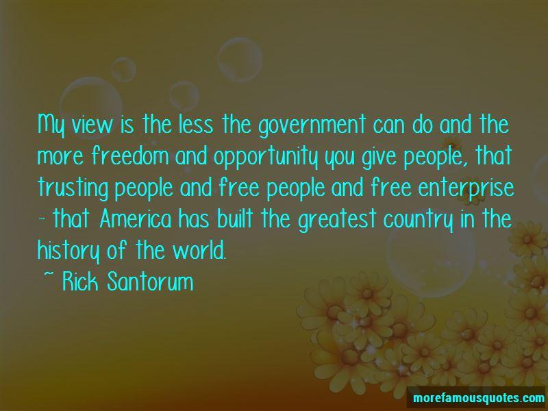 Rick Santorum Quotes Pictures 3