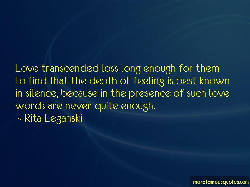 Rita Leganski Quotes Pictures 2