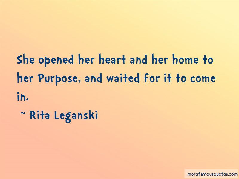 Rita Leganski Quotes Pictures 4