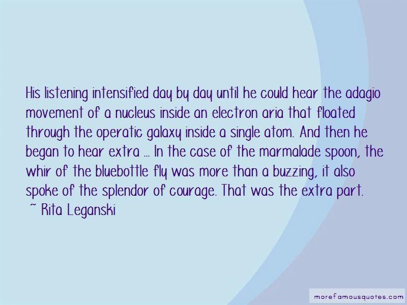 Rita Leganski Quotes