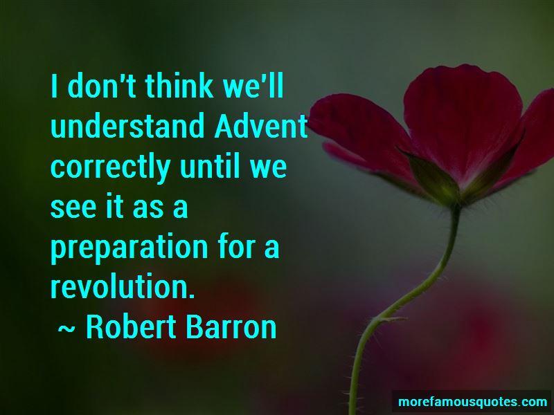 Robert Barron Quotes Pictures 3