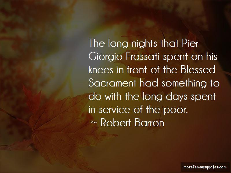 Robert Barron Quotes