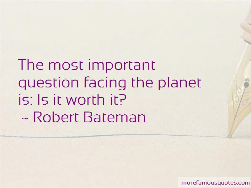 Robert Bateman Quotes