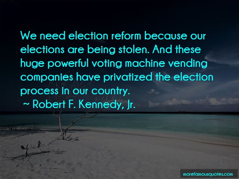 Robert F. Kennedy, Jr. Quotes Pictures 2