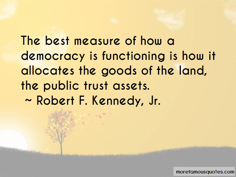 Robert F. Kennedy, Jr. Quotes Pictures 3