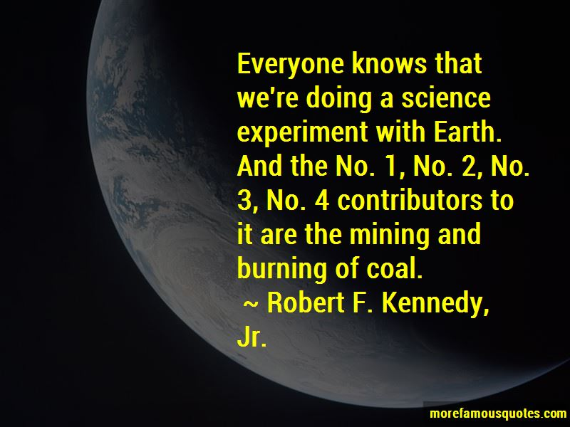 Robert F. Kennedy, Jr. Quotes Pictures 4