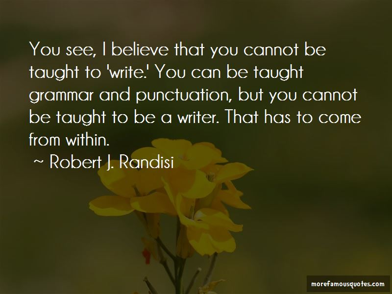 Robert J. Randisi Quotes