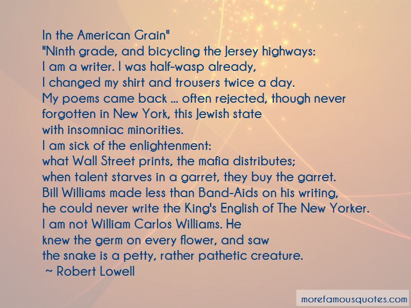 Robert Lowell Quotes Pictures 3