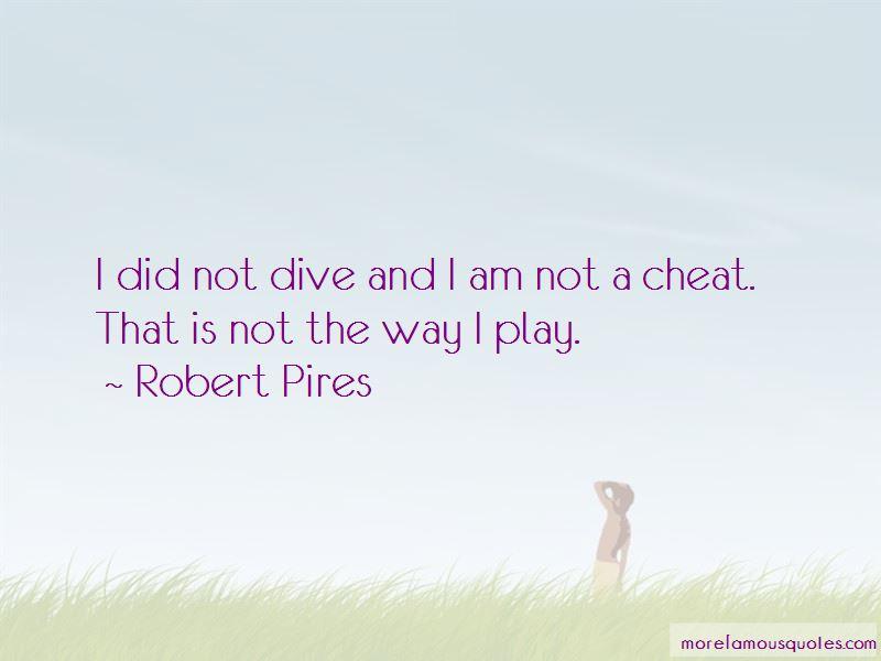 Robert Pires Quotes Pictures 2
