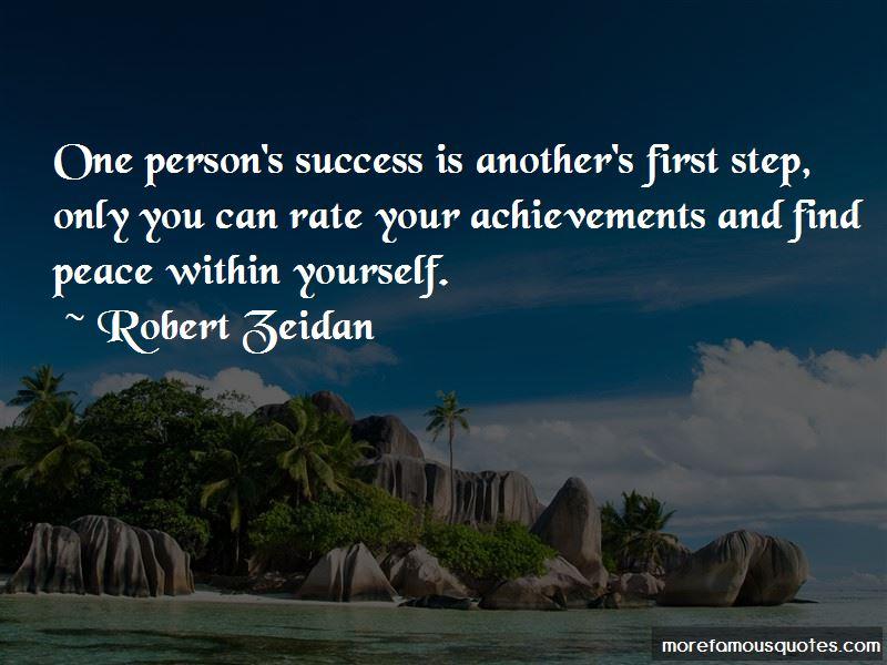 Robert Zeidan Quotes