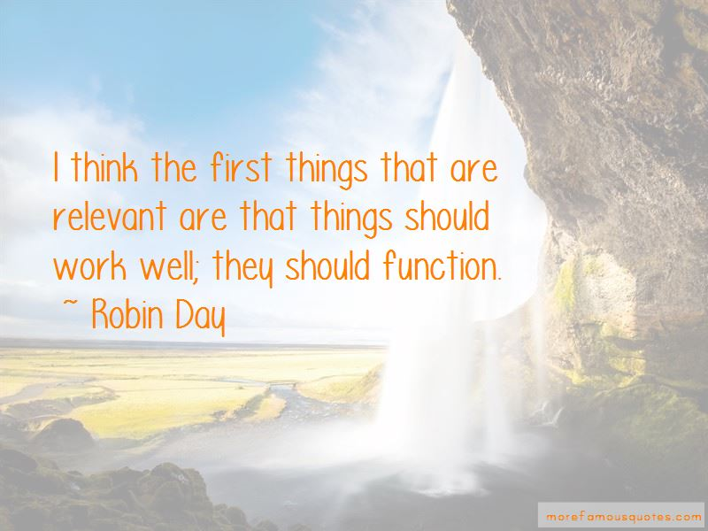 Robin Day Quotes Pictures 2