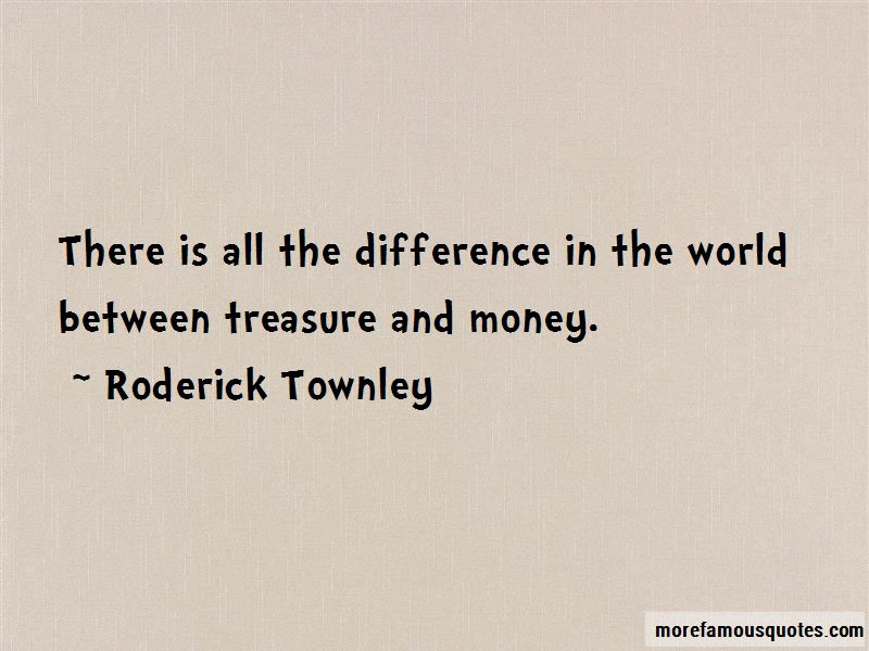 Roderick Townley Quotes