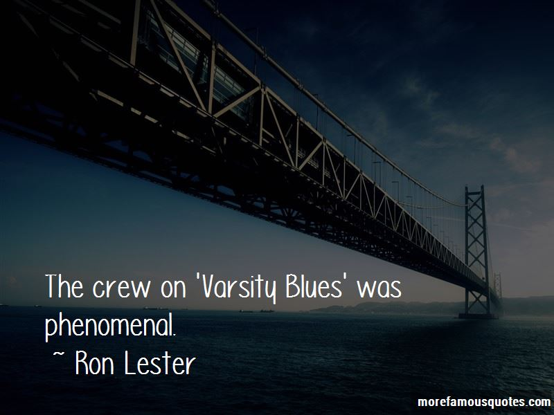 Ron Lester Quotes Pictures 2