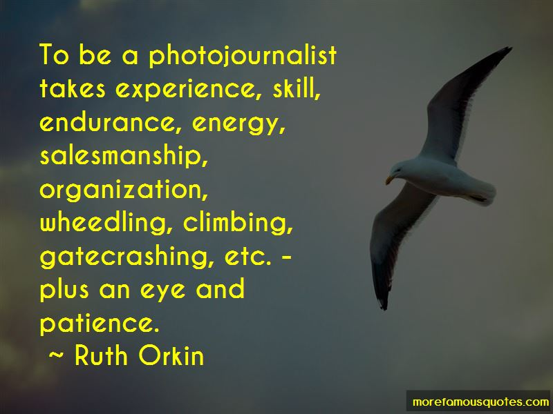 Ruth Orkin Quotes