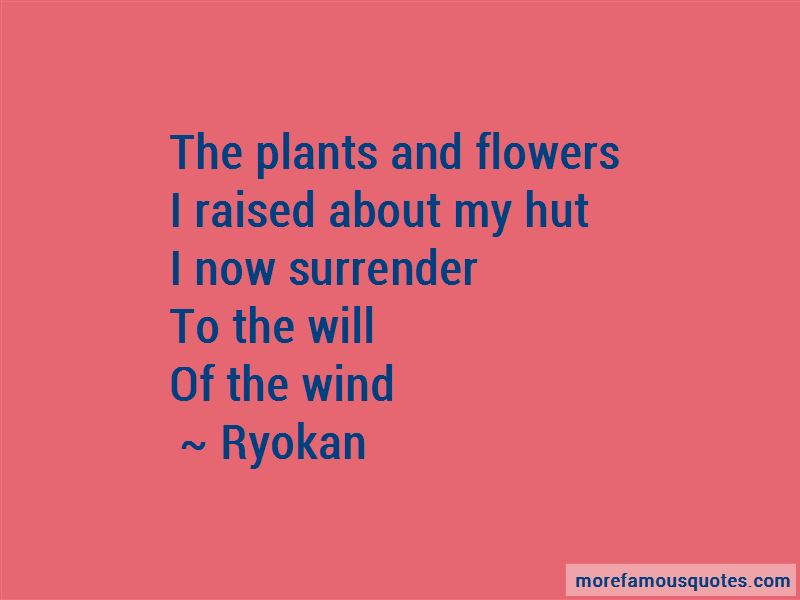 Ryokan Quotes Pictures 3