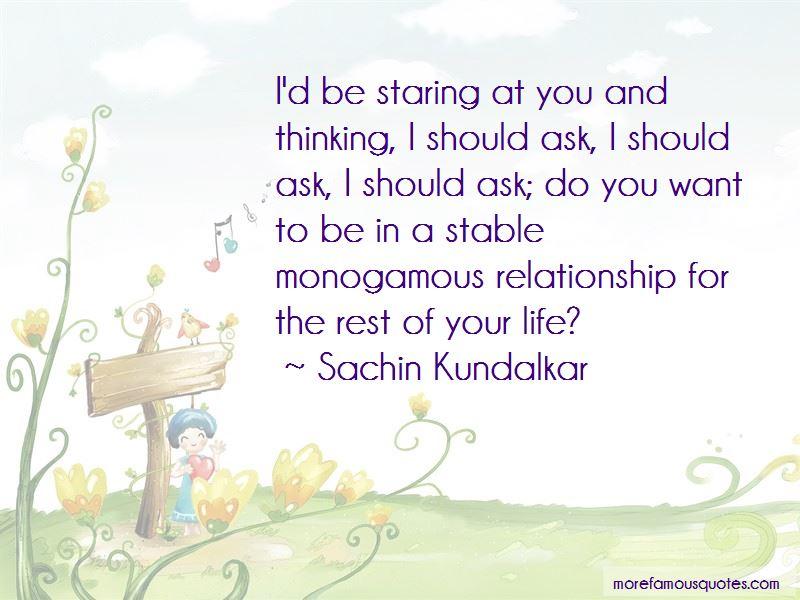 Sachin Kundalkar Quotes