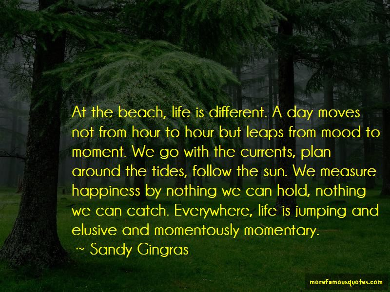 Sandy Gingras Quotes Pictures 3