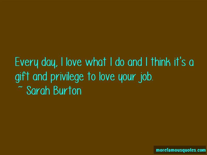 Sarah Burton Quotes Pictures 3