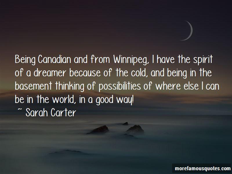 Sarah Carter Quotes Pictures 4