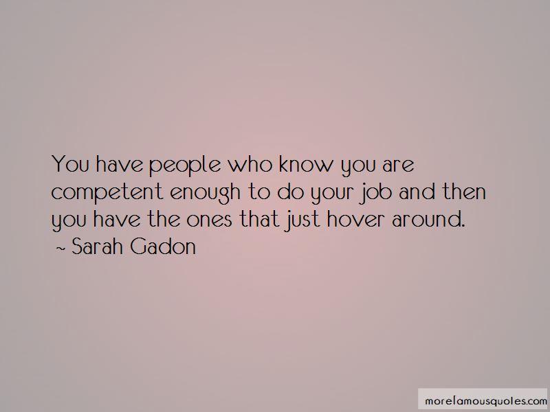 Sarah Gadon Quotes Pictures 2