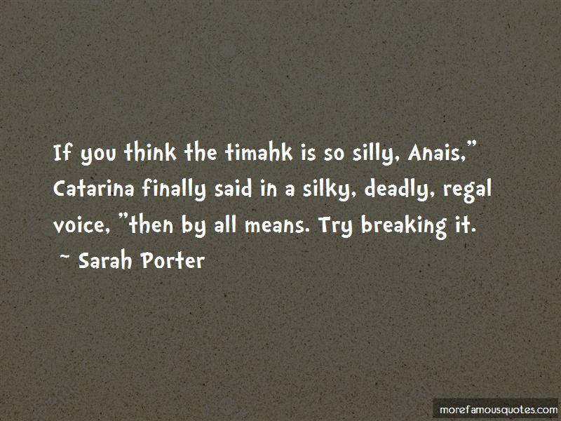 Sarah Porter Quotes Pictures 4