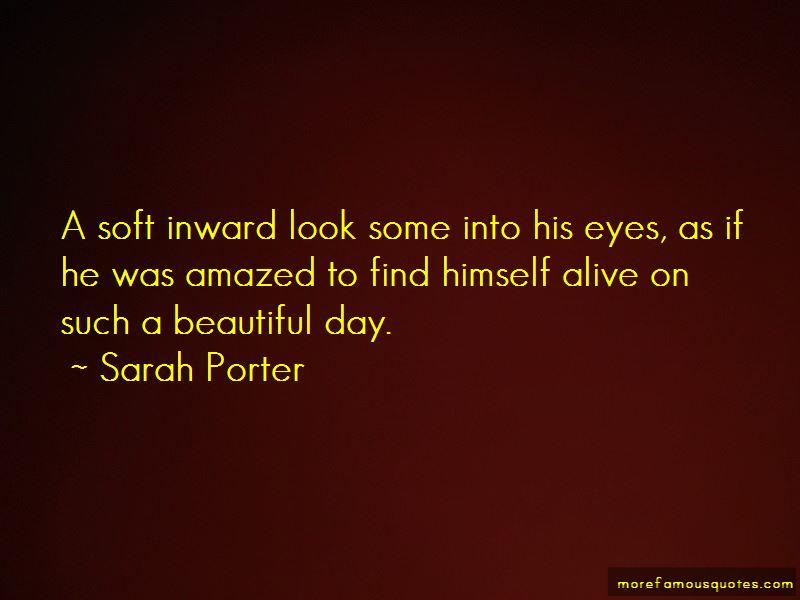 Sarah Porter Quotes