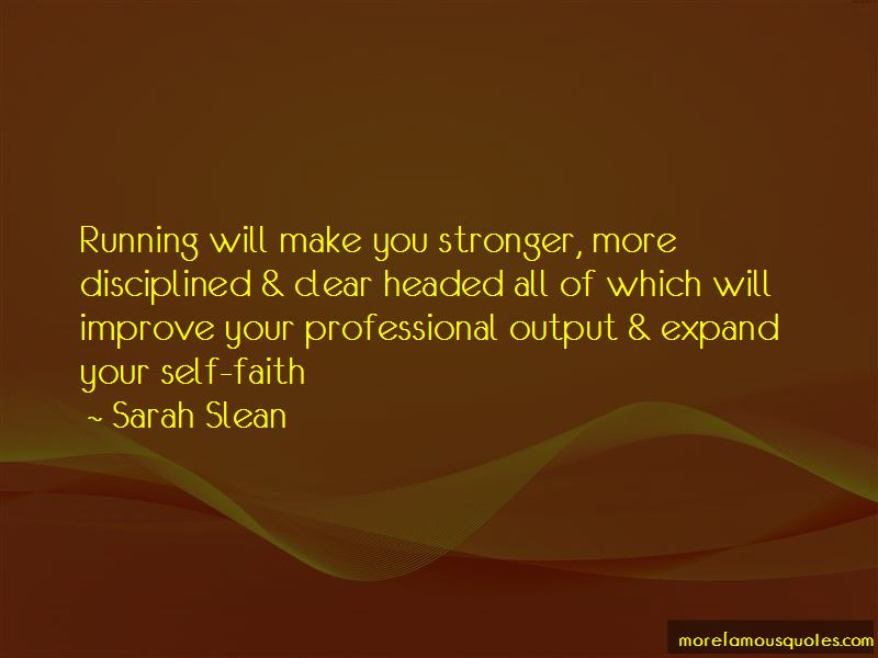 Sarah Slean Quotes Pictures 2