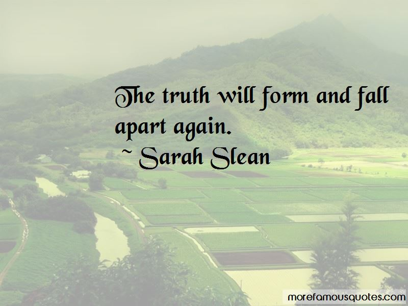 Sarah Slean Quotes Pictures 4