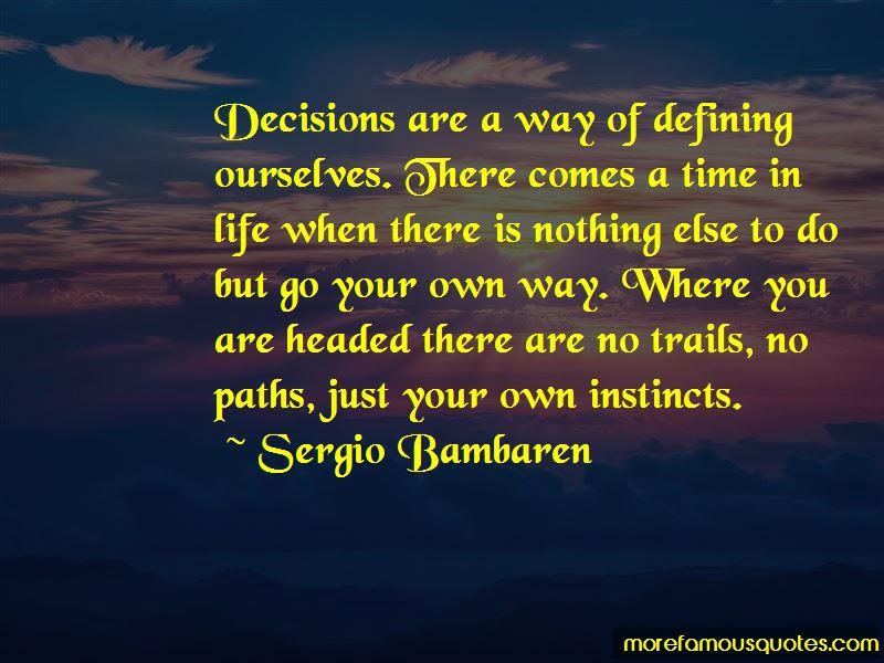 Sergio Bambaren Quotes