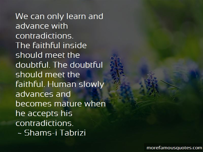 Shams-i Tabrizi Quotes Pictures 2
