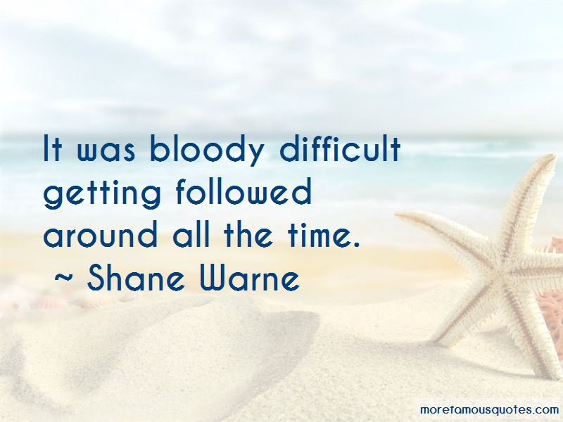 Shane Warne Quotes Pictures 4