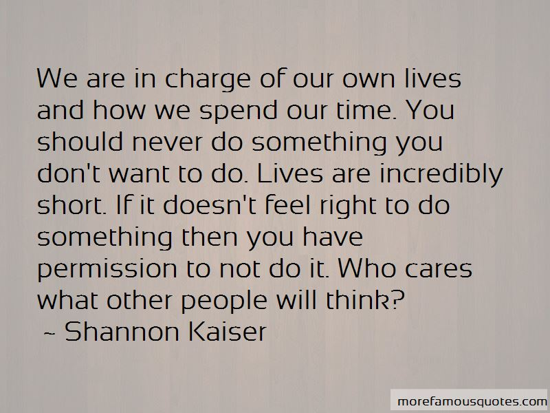 Shannon Kaiser Quotes Pictures 4