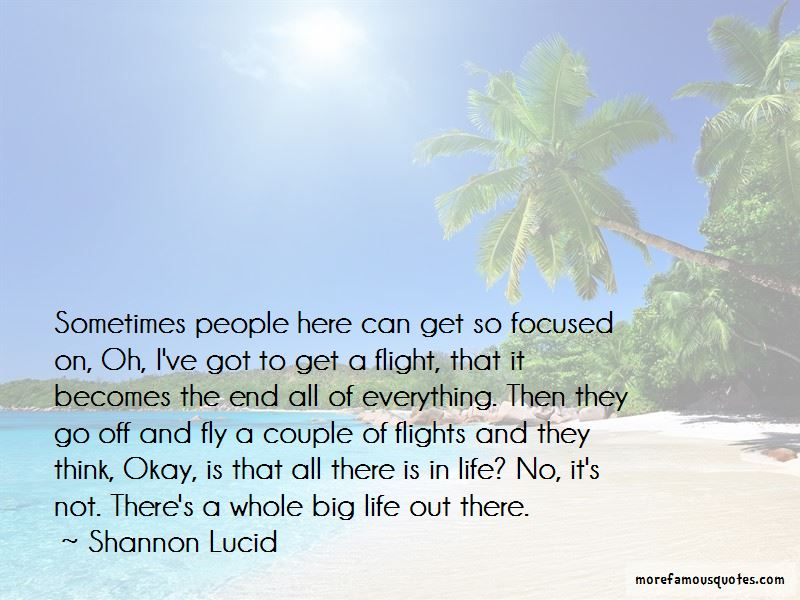 Shannon Lucid Quotes Pictures 2