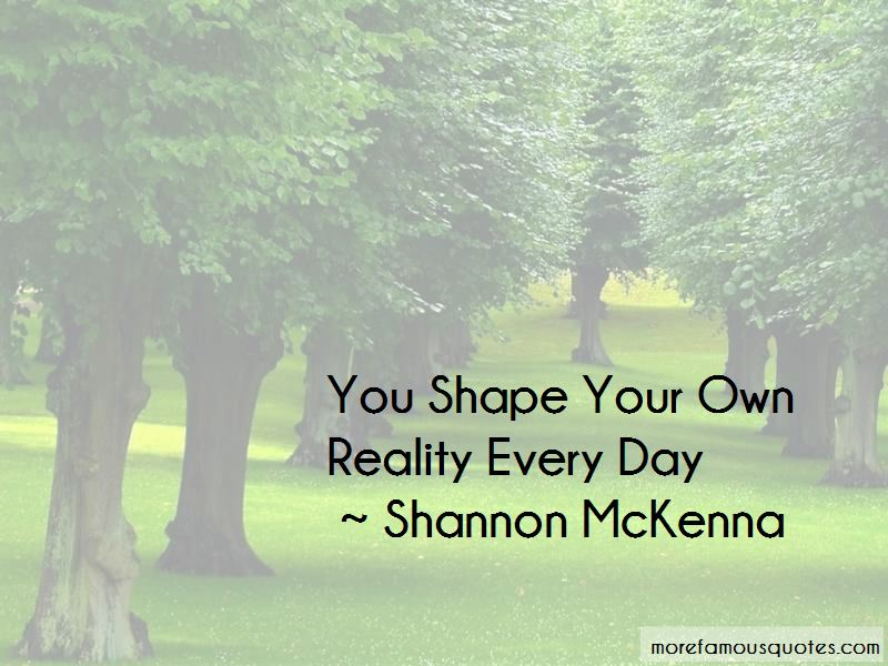 Shannon McKenna Quotes Pictures 2