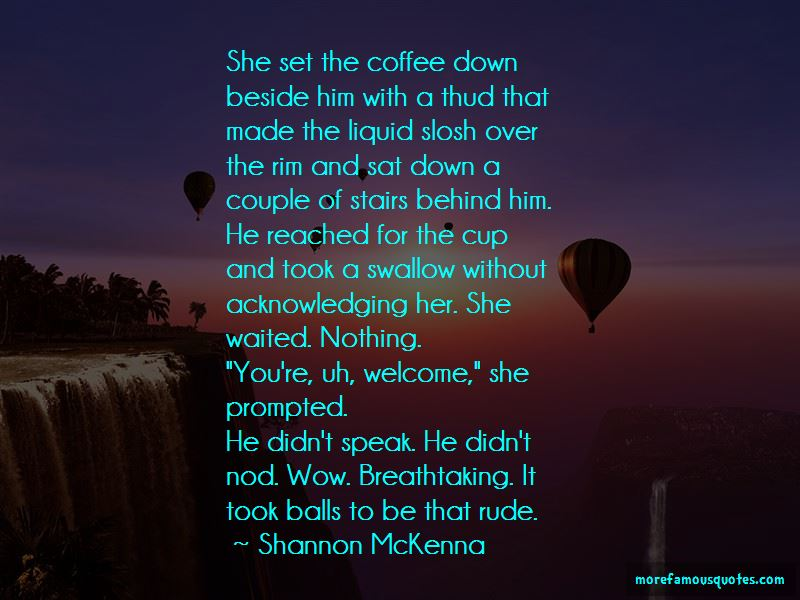 Shannon McKenna Quotes Pictures 3