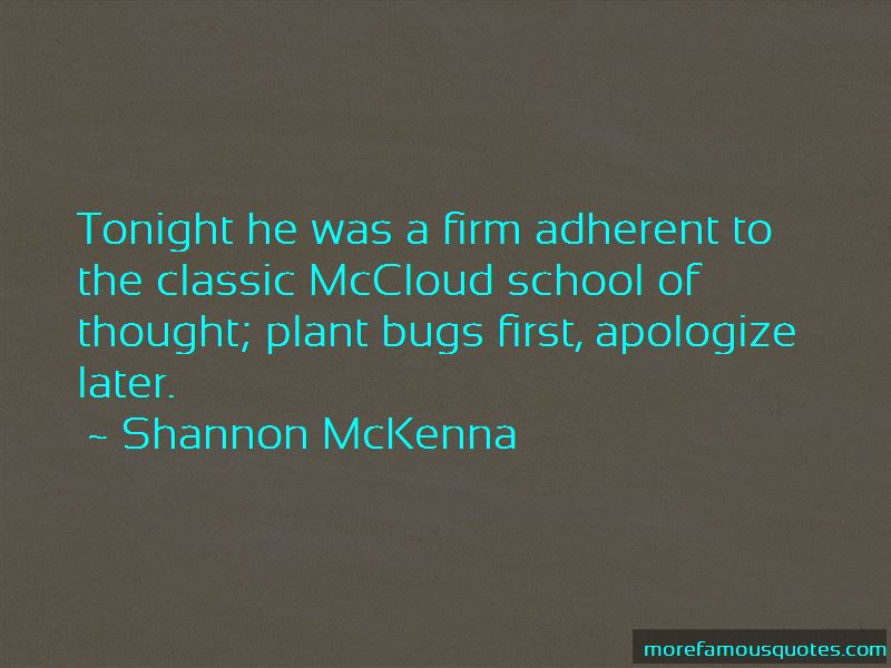 Shannon McKenna Quotes Pictures 4