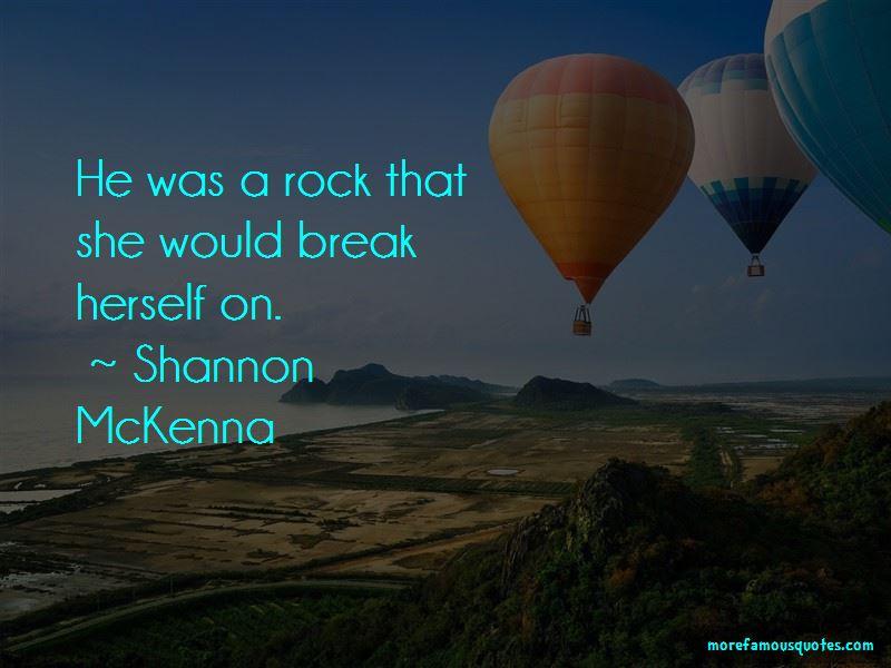 Shannon McKenna Quotes