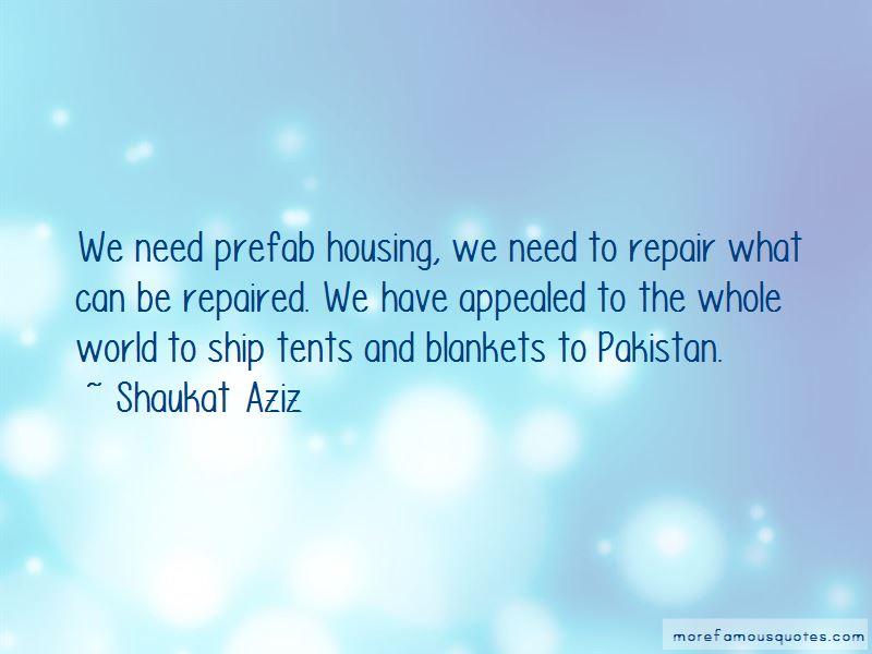 Shaukat Aziz Quotes Pictures 2