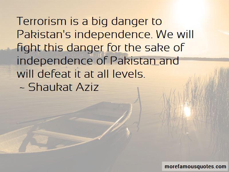 Shaukat Aziz Quotes Pictures 3