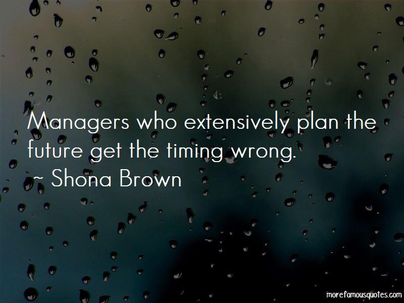 Shona Brown Quotes