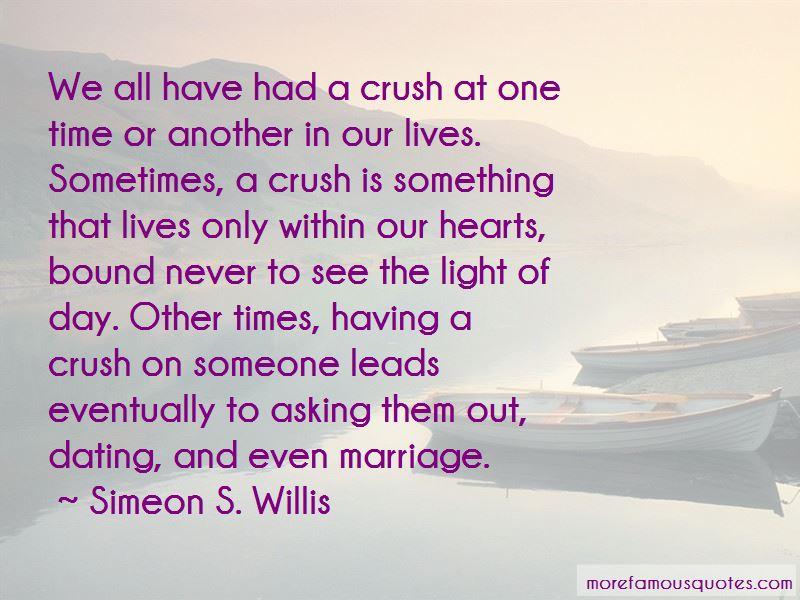 Simeon S. Willis Quotes
