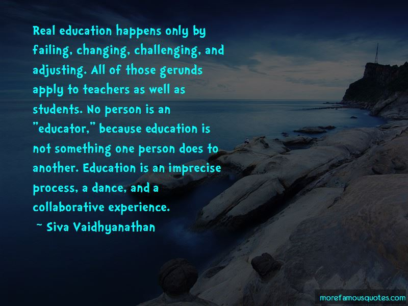 Siva Vaidhyanathan Quotes