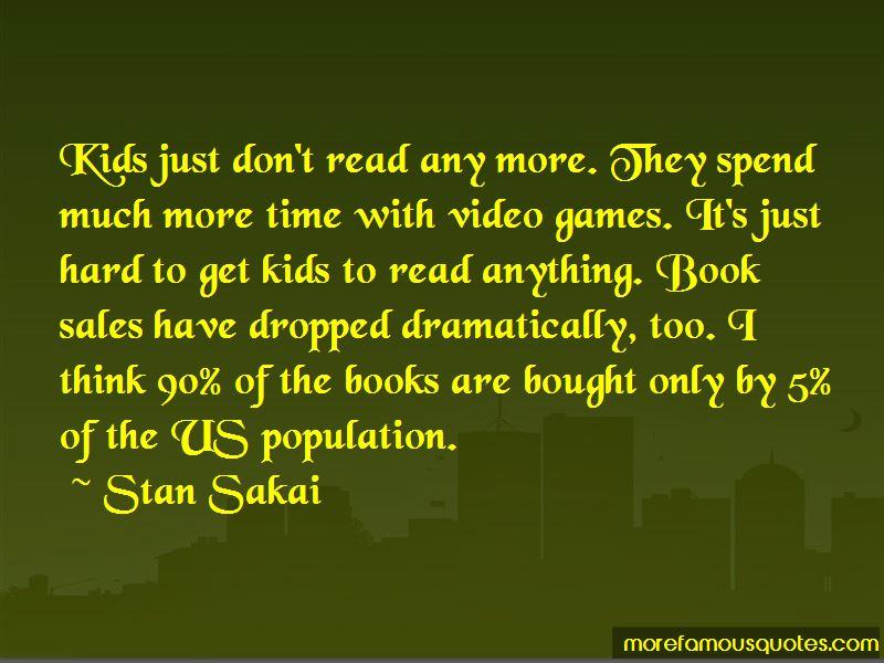 Stan Sakai Quotes Pictures 4