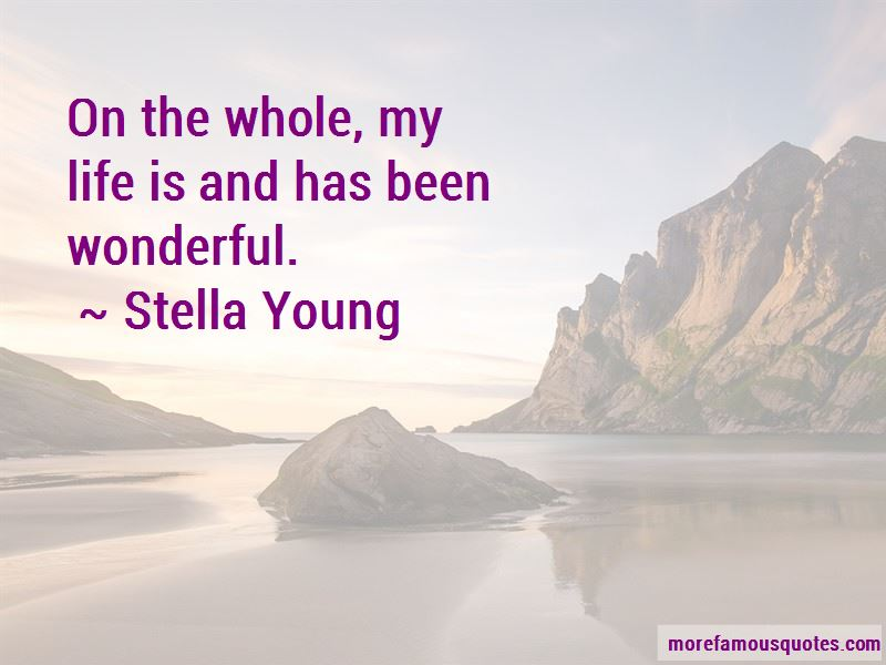 Stella Young Quotes